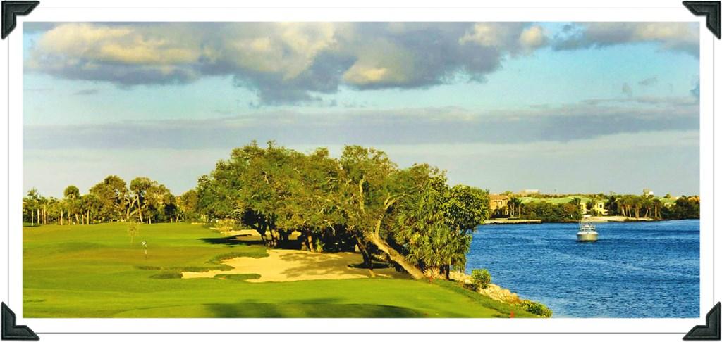 5th Hole At North Palm Beach Country Club