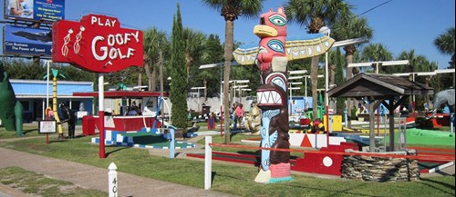 Photo of Goofy Golf Fort Walton Beach
